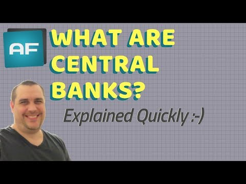 What are Central Banks? Central Bank Roles and Objectives Explained