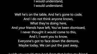 Third Eye Blind - Jumper - Lyrics Scrolling
