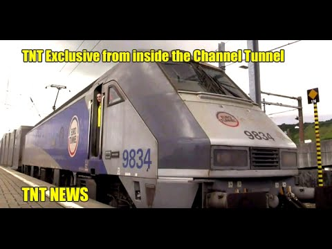 the channel tunnel The channel tunnel, one of the world's most famous tunnels, is a 50 km (31 mi) tunnel under the english channel linking great britain to france this link consists of three parallel tunnels running for 39 km (242 mi) under the sea.