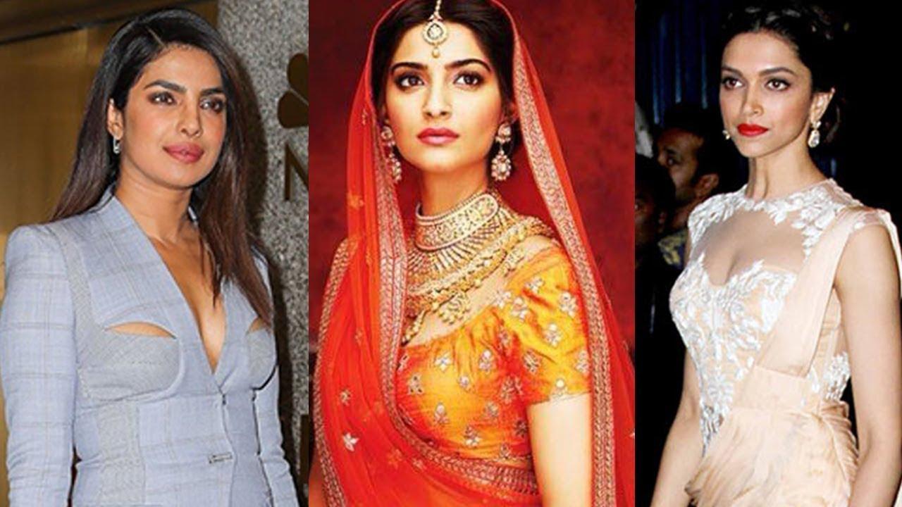 After Deepika Padukone, Priyanka Chopra Won't Attend Sonam ...