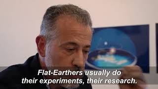 For millions of Brazilians, the Earth is flat