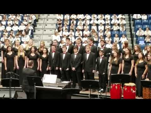 Cony high school madrigals