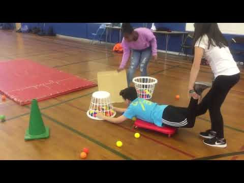 Hungry Hippos at Roton Middle School