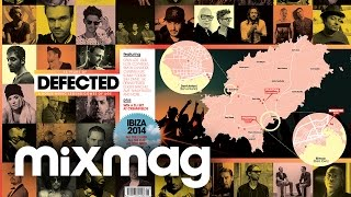 Defected Mixmag Cover CD June 2014