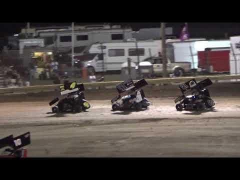 Lemoore Raceway - Cal Cup 2018 - Caeden Steele - Main