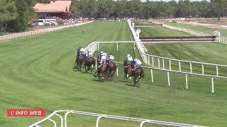 Vidéo de la course PMU PRIX MILLKOM