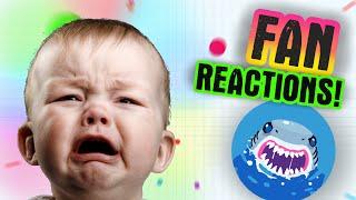 FAN REACTIONS // Agario - Reaction to Sirius // Agar.io