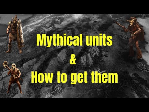 Mythical Units Guide: Total War Troy  