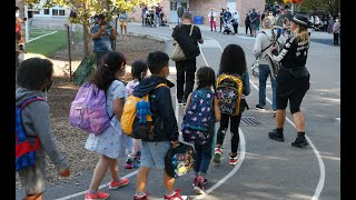 BACK TO SCHOOL: First day back for Toronto students