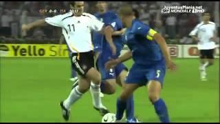 تصديات أفضل حارس في العالم بوفون في كأس العالم 2006 youtube