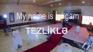 """""""My name is İntigam"""" filminin çəkiliş meydançası"""
