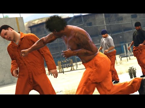 GTA 5 Mods - PRISON LIFE MOD! (GTA 5 PC Mods)