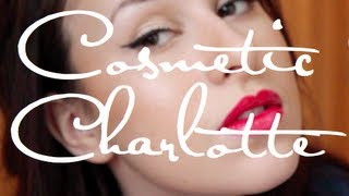 CosmeticCharlotte || Channel Trailer Thumbnail