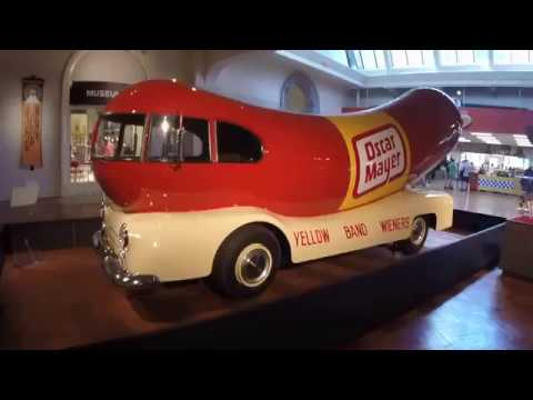 Oscar Mayer Wiener Mobile At Henry Ford Museum