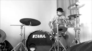 【ONEOKROCK】 The Beginning drum cover