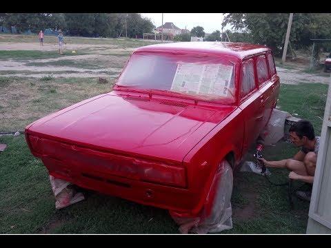 МЕГА Покраска авто за 2000р
