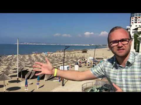 Velkommen Til Durres Riviera I Albanien Youtube