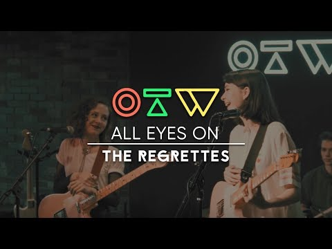 """All Eyes On The Regrettes [Interview + """"You Won't Do"""" Live] 