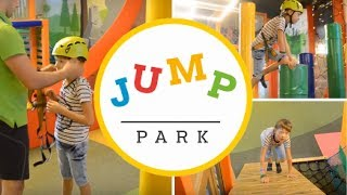 Экстрим зона в Jump Park (джамп парк) г.Херсон, ТРЦ Фабрика
