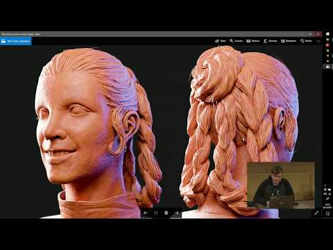 Advanced Sculpting in Blender