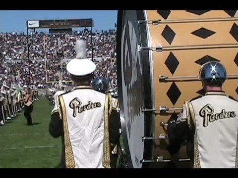 The world's biggest drum