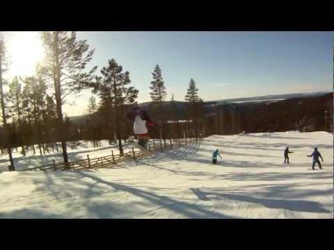 Nikke Levi Snowpark 2013 (feat. Henkka)