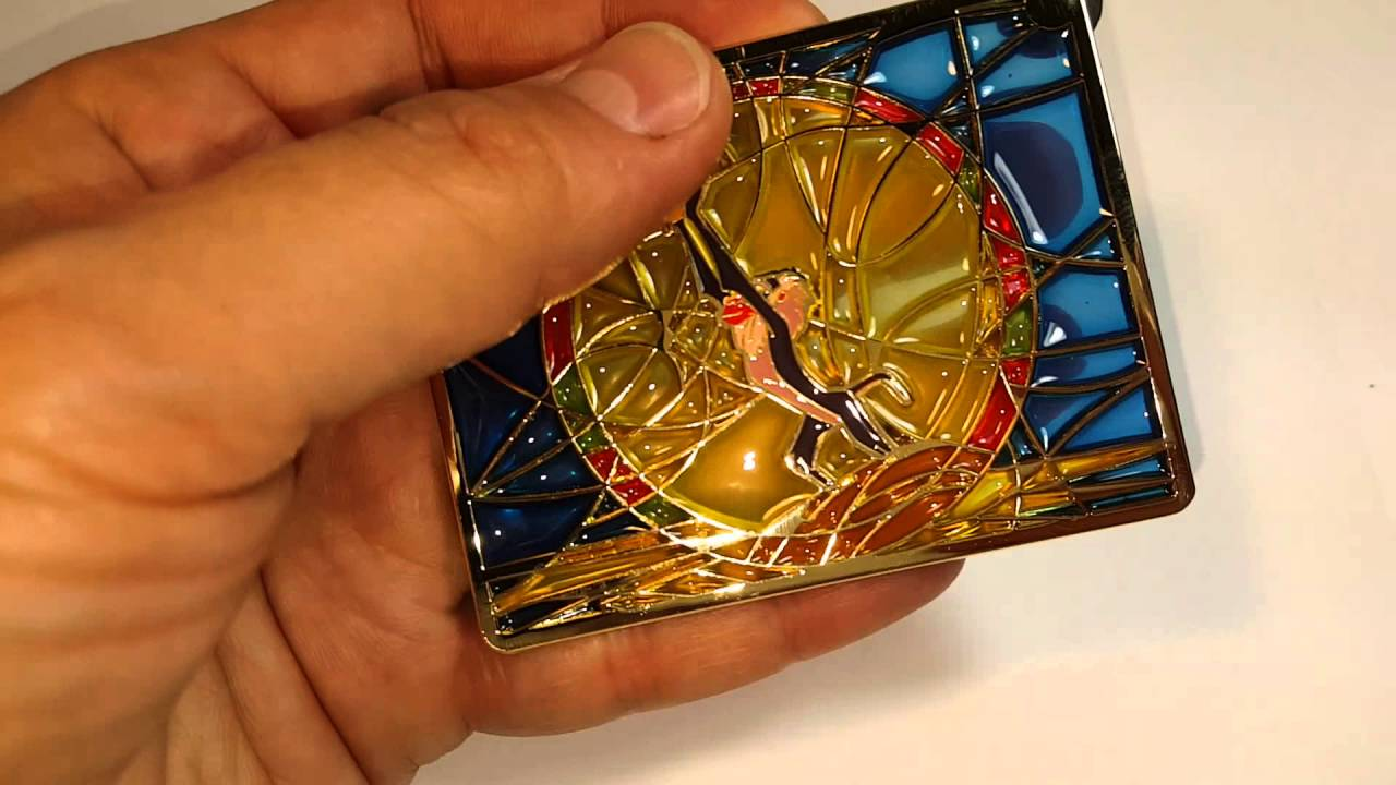 Lion King Pride Rock Stained Glass Lapel Pin Youtube