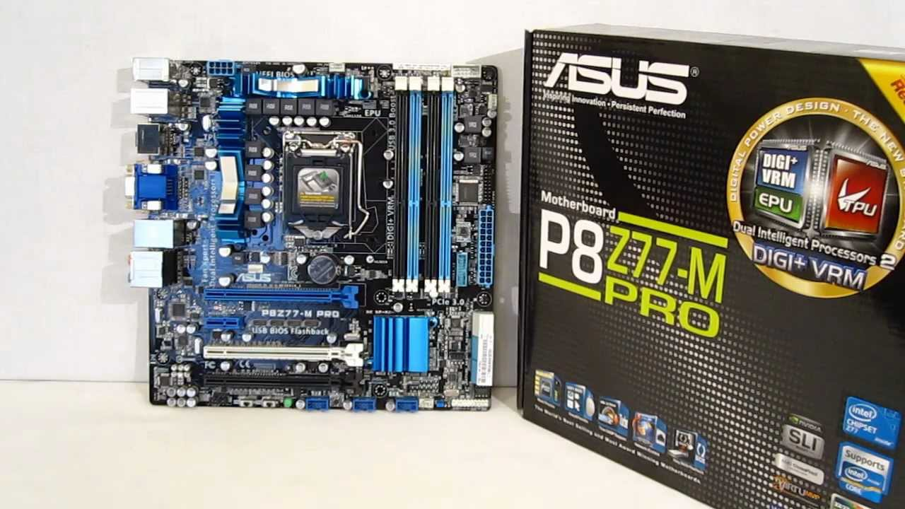 ASUS P8Z77-M PRO WINDOWS 7 DRIVERS DOWNLOAD (2019)