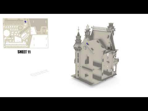 How to Build the Quay Villa