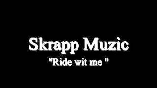 Ride wit me Instrumental