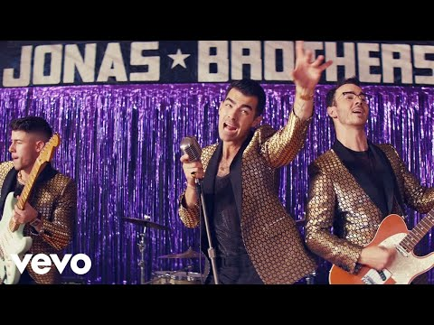 "Jonas Brothers - New Song ""What A Man Gotta Do"""