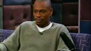 Dave Chappelle Interview - 11/1/2000