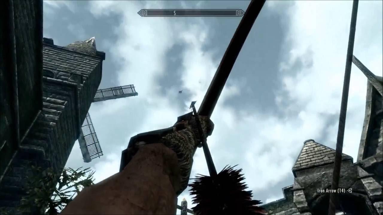 Dying Hawks Screech at Skyrim Nexus - mods and community