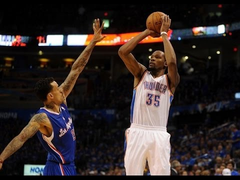 KEVIN DURANT SHOT ANALYSIS (PERFECT SHOULDERS!!!)+RUCKER PARK ...