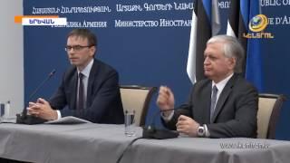 Հայաստանում է Էստոնիայի արտաքին գործերի նախարար Սվեն Միկսերը