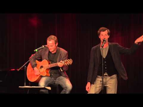 Stefan Leonhardsberger und Martin Schmid