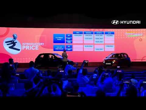 Hyundai   GRANDi10NIOS   Live Webcast