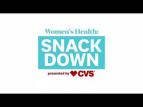 Women's Health Magazine: Snack Down