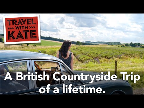 My 6-Day Trip through the British Countryside