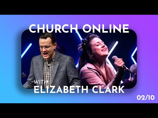 THE POWER YOU NEED RIGHT NOW - WITH ELIZABETH CLARK - 9AM 3RD OCT - LIVE STREAM