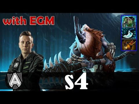 s4 - Magnus MID | with EGM (Earth Spirit ) | Dota 2 Pro MMR Gameplay