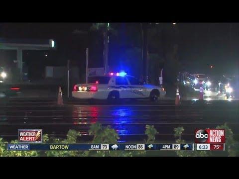 TRAFFIC: Klosterman Road closed at US 19 after crash