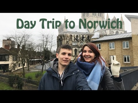 Our Day Trip to the Medieval City of Norwich