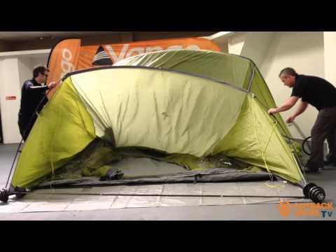 Vango Airbeam Challenge Falk Family Illusion 800 Doovi