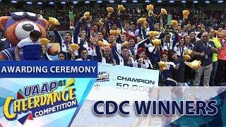 UAAP CDC Season 81: Cheerdance Performance Winners | Awarding Ceremony