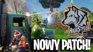 FORTNITE PATCH OVERVIEW-HOLIDAYS! BATTLE PASS! SEASON 2!