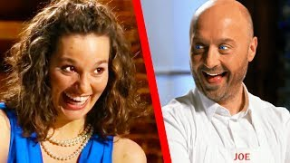 10 Times Joe Bastianich Actually LIKED THE FOOD!