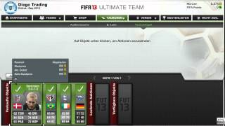 FIFA 13 Ultimate Team - Trading Fight - Episode 1