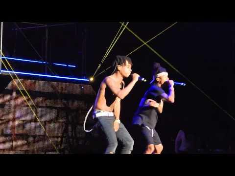 Throw Sum Mo - NICKI MINAJ & Rae Sremmurd - Live - Toronto