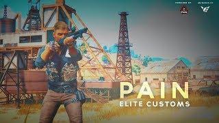 PAiN Elite Customs - I • Villager Esports • Ft. Fnatic, Soul, ETG, MX, Elementrix, Axom, etc.